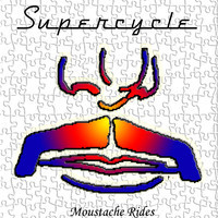 Supercycle (Andrew Bartos & Jennifer Roworth) – Right Now (Moustache Rides)